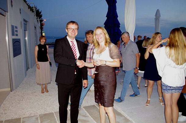 Elisabeth Tomić, Stefan Estermann