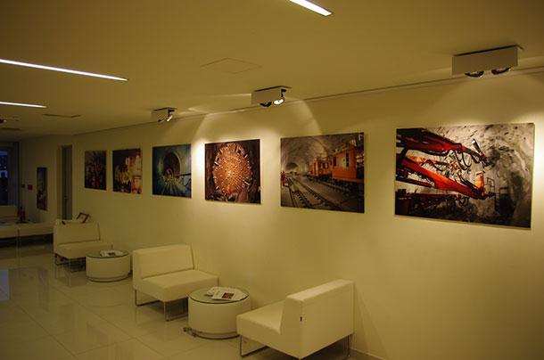 Izložba fotografija tunela Gottthard