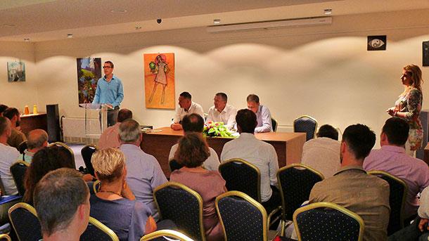 Konkurentnost turističkog gospodarstva, hotel Split