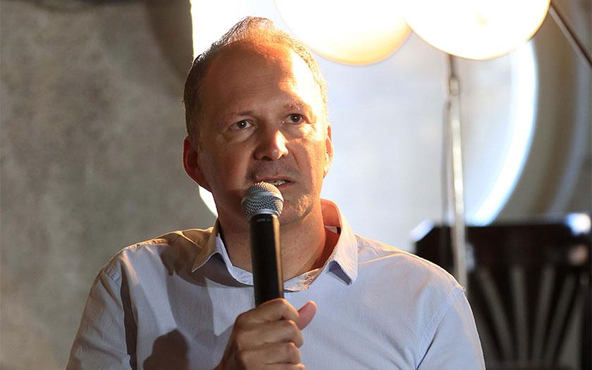 Tomo Ricov, direktor festivala