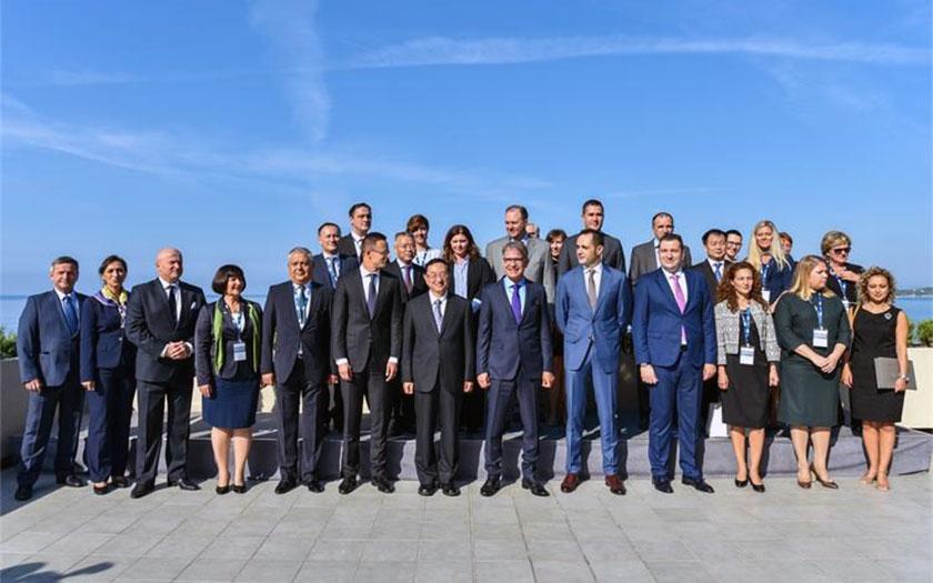 """Drugi dan konferencije """"Kina + 16"""" u Dubrovniku"""