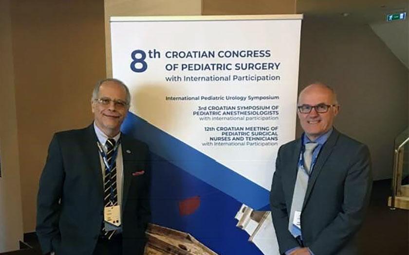 Osmi Hrvatski kongres dječje kirurgije s međunarodnim sudjelovanjem u hotelima Olympia