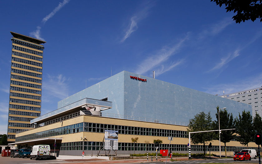 The World Forum, Hag, foto: kongresni ured grada Haga