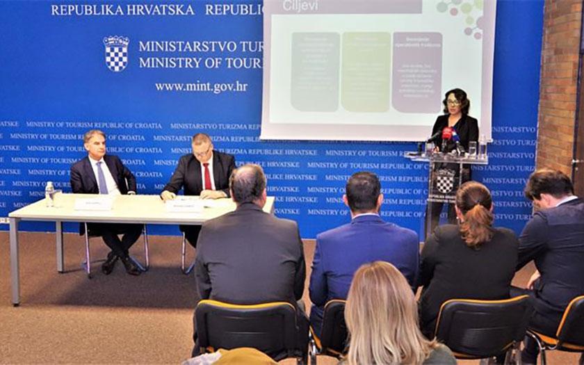 Ministarstvo turizma pokreće digitalizaciju turističkog sustava