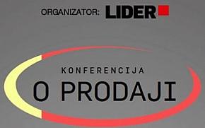 Najava: Liderova konferencija o prodaji