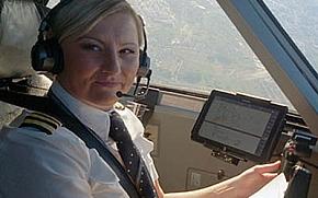 Kristina Mlinarić: Iskustvo je najbolja priprema za posao kapetana zrakoplova
