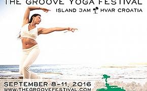 The Groove Yoga festival u hotelu Amfora na Hvaru - spektakl zdravlja i vrhunske zabave