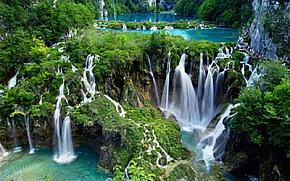 Plitvička jezera lani posjetilo rekordnih 981.000 turista