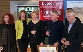 Dubrovnik ostvario milijun turističkih dolazaka!