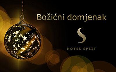 Organizirajte božićni domjenak u Splitu