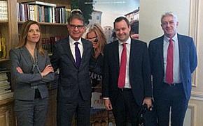 Ministar turizma Gari Cappelli u Parizu na nizu sastanaka