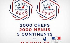 Gala večera 'Good France' - oda francuskoj kuhinji na prvi dan proljeća