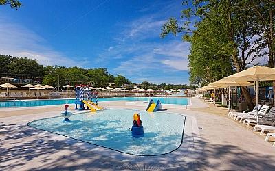 Laguna Poreč otvorila četvrti bazen u kampu Bijela uvala