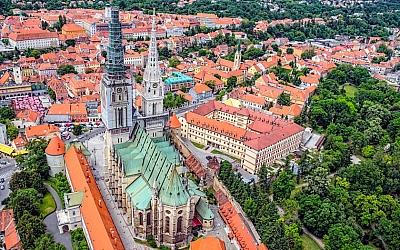 Zagreb zabilježio u lipnju 32% više noćenja