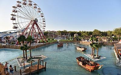 Otvoren prvi hrvatski zabavni park Fun Park Mirnovec