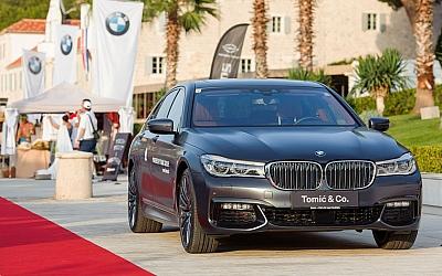 BMW predstavio tehnologiju budućnosti
