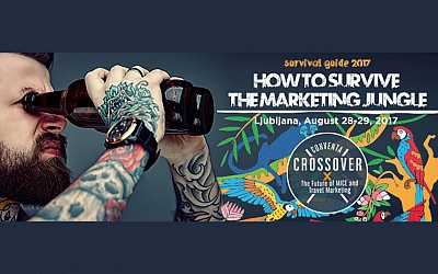 Konferencija 'out of the box' Conventa Crossover