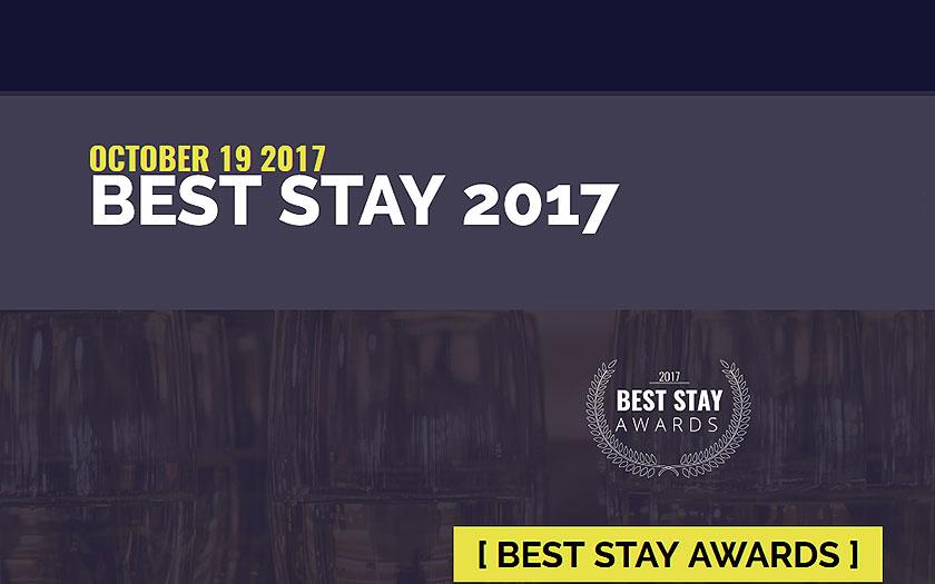 Best Stay 2017