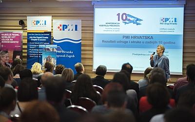 """11. PMI Forum """"Vještine iz rukava uspješnog voditelja projekata"""""""