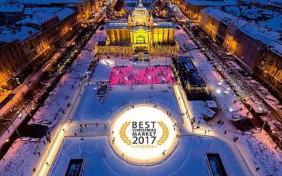 Zagreb osvojio titulu najboljeg Adventa u Europi treći put zaredom