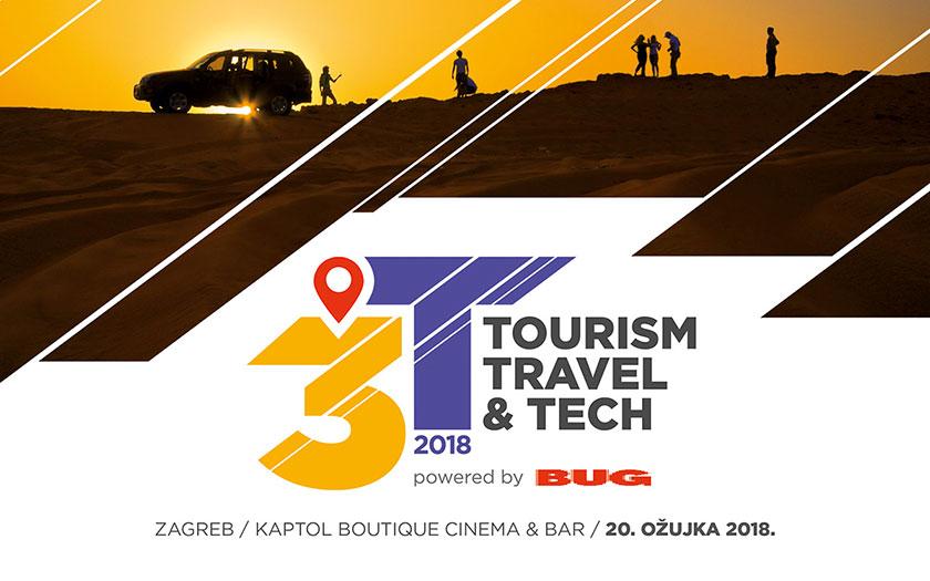 3T - Tourism, Travel & Tech