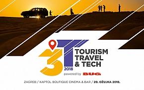3T konferencija - Tourism, Travel & Tech objedinjuje turizam i tehnologiju