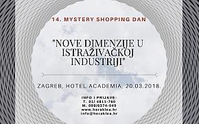 """14. Mystery shopping dan: """"Nove dimenzije u istraživačkoj industriji"""""""