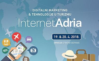 Uskoro u Opatiji: Internet Adria - konferencija o digitalnom marketingu i tehnologijama