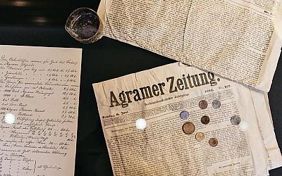 U  hotelu Palace Zagreb, koji slavi 111 godina postojanja, pronađena vremenska kapsula!