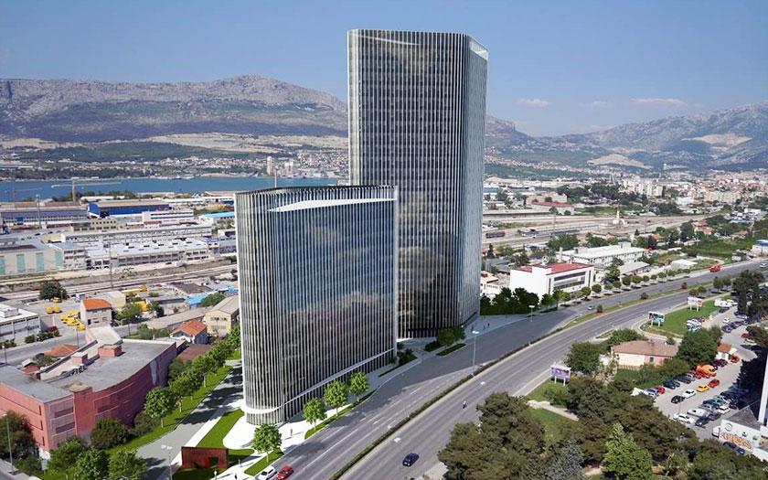 Dalmatia Tower Split