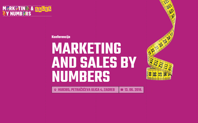Marketing and Sales by Numbers
