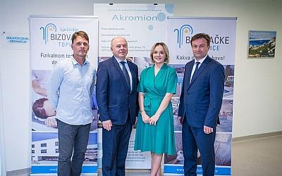 U Lječilištu Bizovačke toplice otvorena ambulanta Specijalne bolnice Akromion