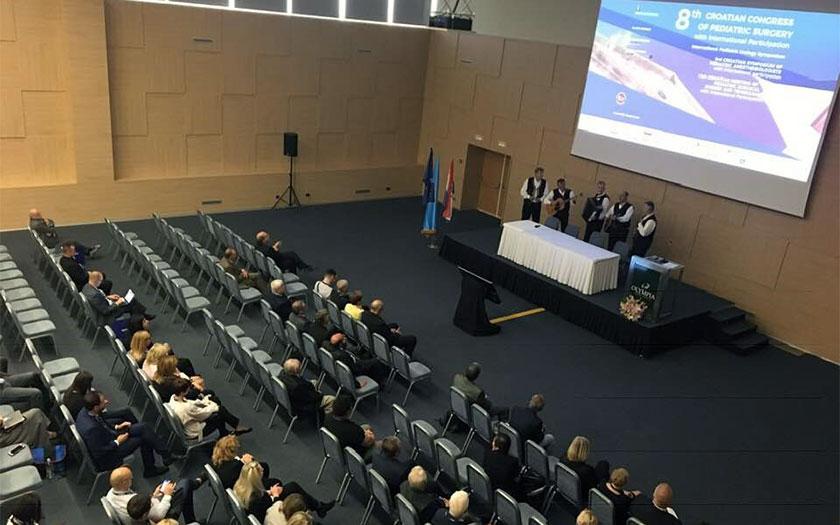 Osmi Hrvatski kongres dječje kirurgije