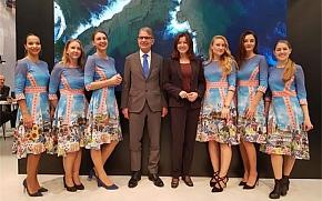 Ministar Gari Cappelli na sajmu WTM u Londonu