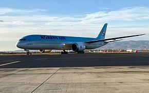 Korean Air prva kompanija koja leti Dreamlinerom prema Zagrebu