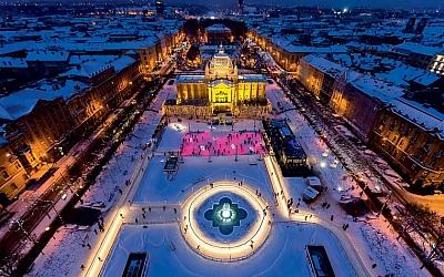 U Zagrebu 15% više noćenja u vrijeme adventskih i novogodišnjih događanja