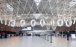 Kroz hrvatske zračne luke u 2018. prošlo 10.3 posto više putnika
