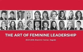 "Konferencija ""The Art of Feminine Leadership"""
