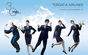 Croatia Airlines slavi 30 godina postojanja: prevezli više od 38 milijuna putnika