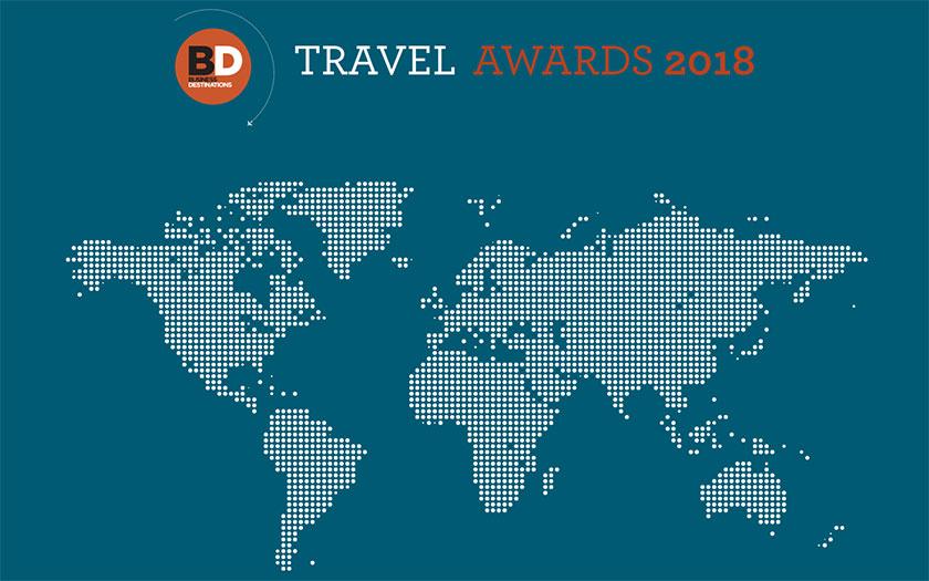 Business Destinations Travel Awards