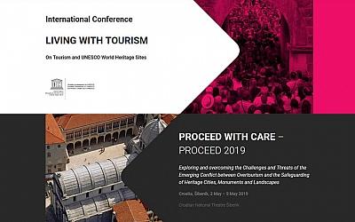 Prva Međunarodna znanstveno – stručna konferencija Proceed with Care – Living with Tourism u Šibeniku