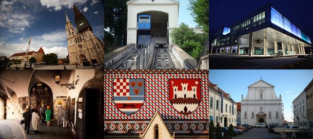 Zagreb - atrakcije
