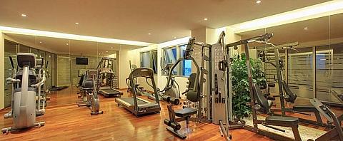 Hotel Aristos - fitness