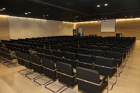 KRAŠ Auditorium
