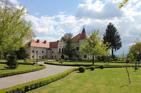 Dvorac Lužnica