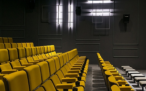Kaptol Boutique Cinema - Zagreb