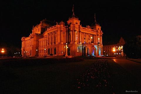 Hrvatsko narodno kazalište u Zagrebu 2