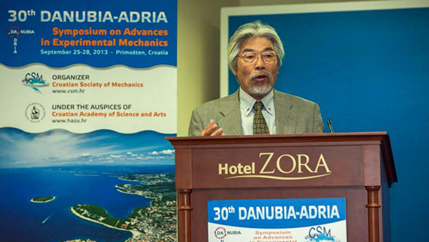 Symposium on advances in experimental mechanics