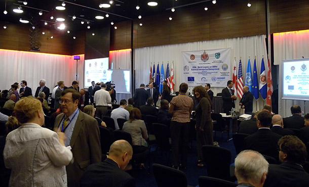 CSCM World Congress on CBRNE
