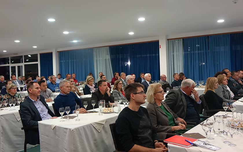 Međunarodni susret vinogradara i vinara Sabatina 2017.
